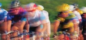 race - bikers